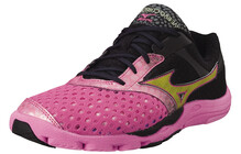 Mizuno Evo Cursoris Chaussures running asics Femme Wave violet/noir